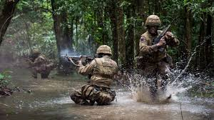 military team